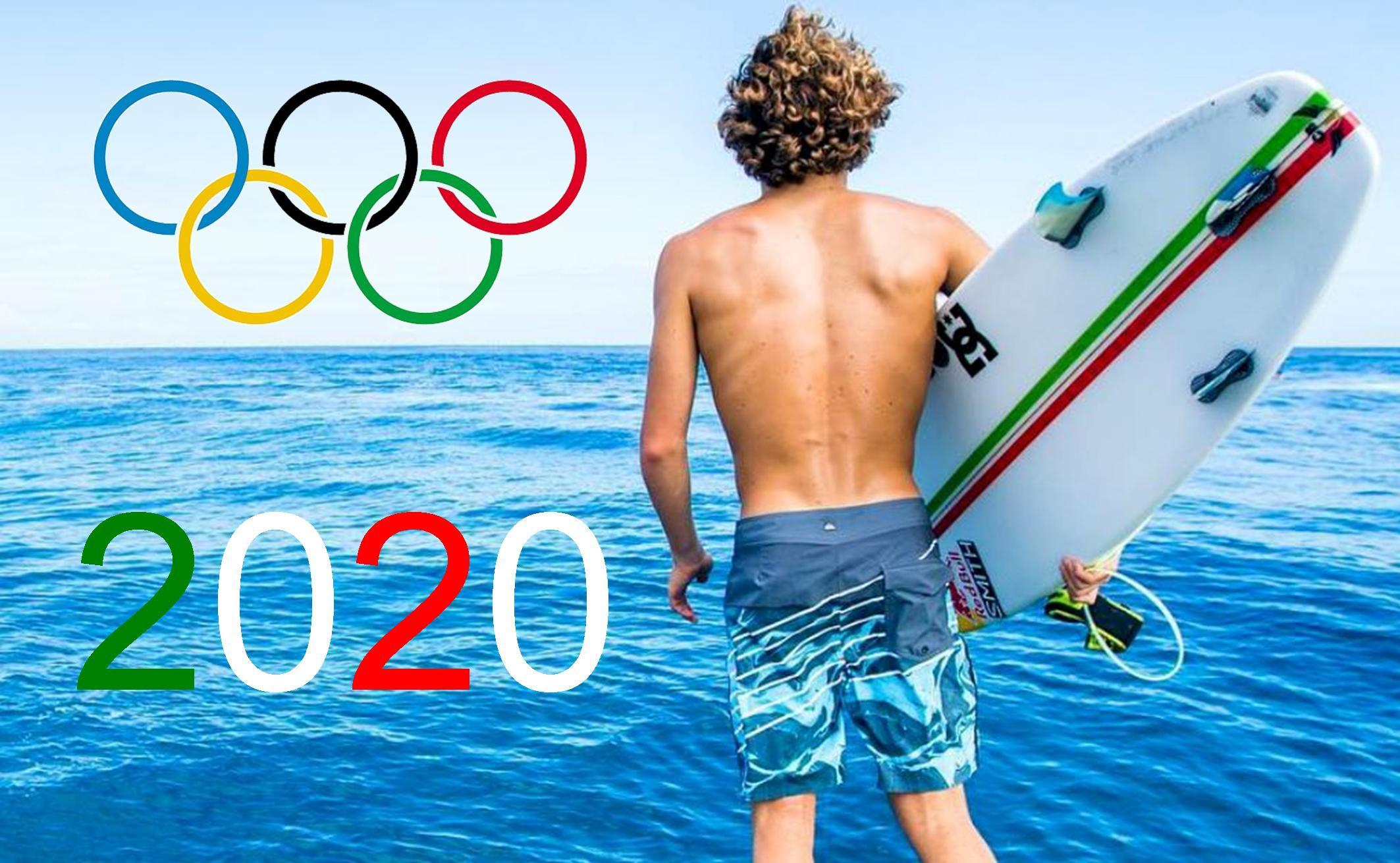 Olimpiadi 2020 con il SURF