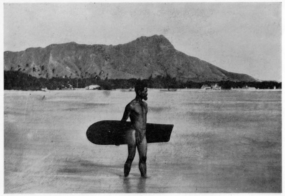 Un secolo di storia del surf