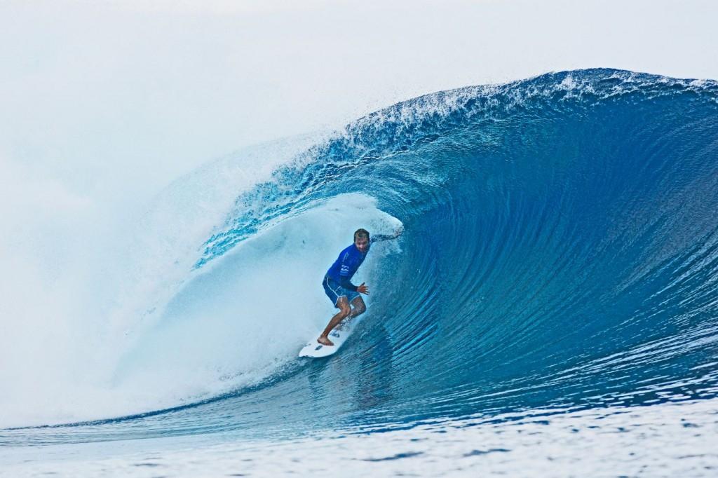 Olimpiadi Parigi 2024 - SURF a Teahupo'