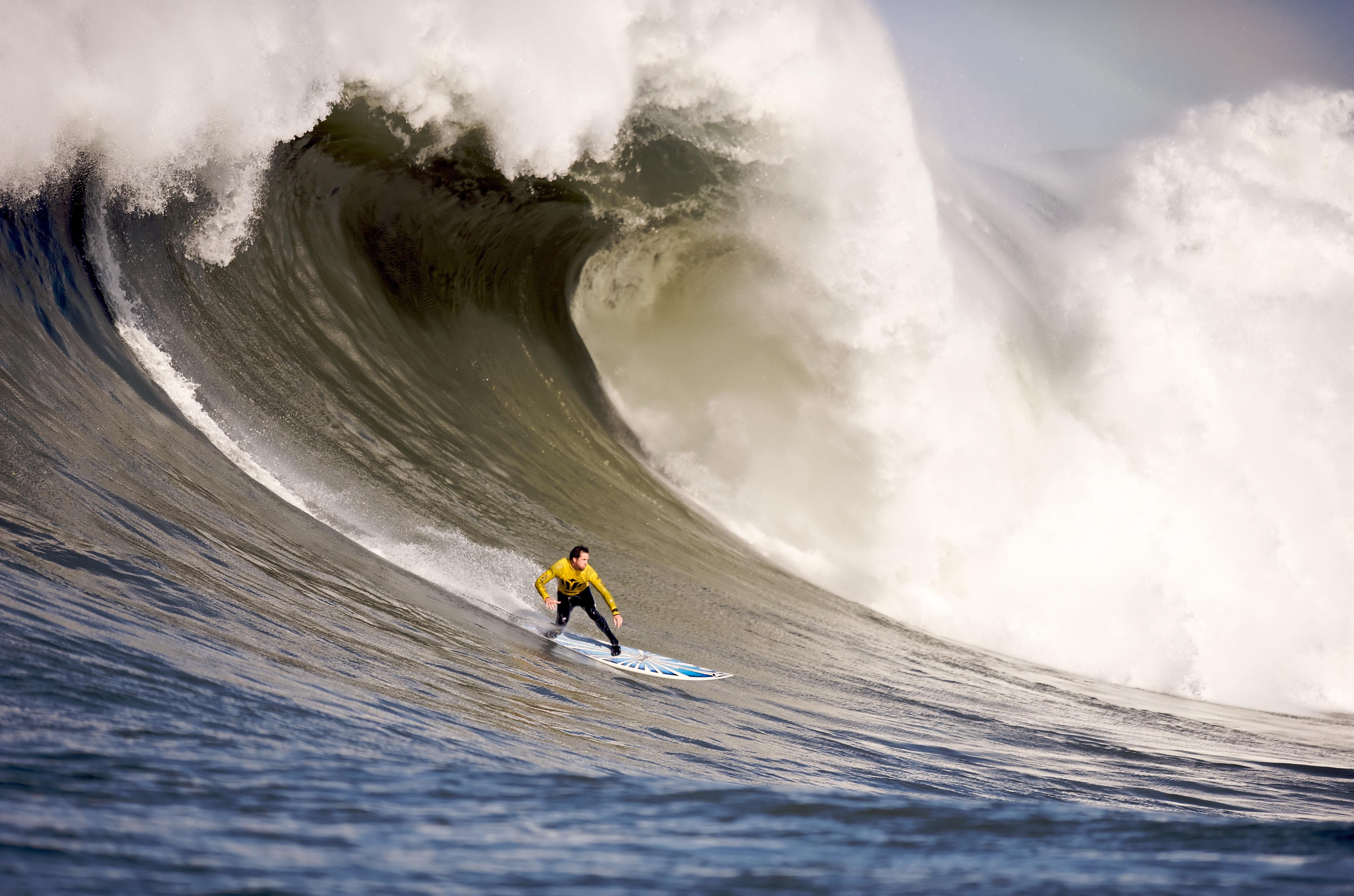 Tutto su Mavericks # Il Big SURF della California.