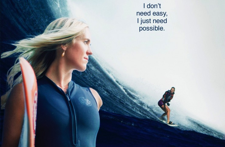 Il nuovo Surf film della Hamilton - Unstoppable Trailer