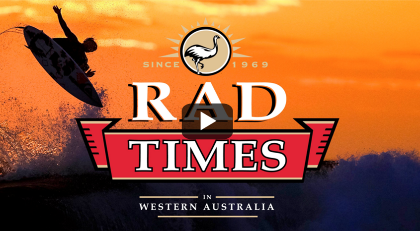 Radical Times in Western Australia Video Quiksilver