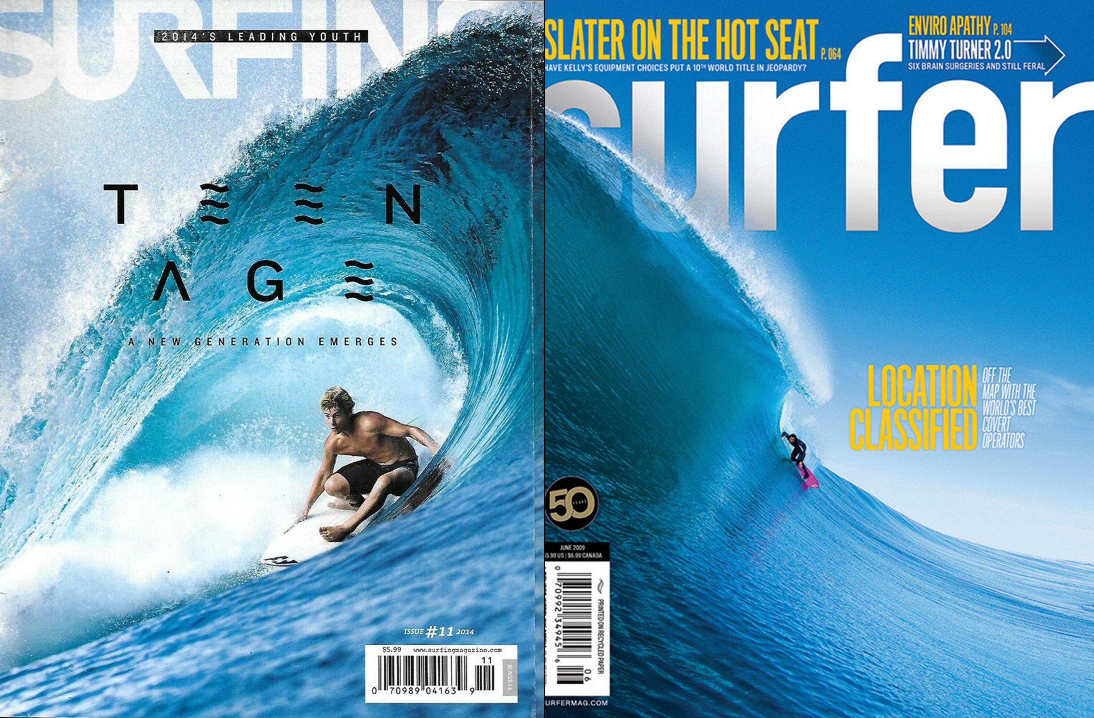I Migliori Surf Magazines del Mondo