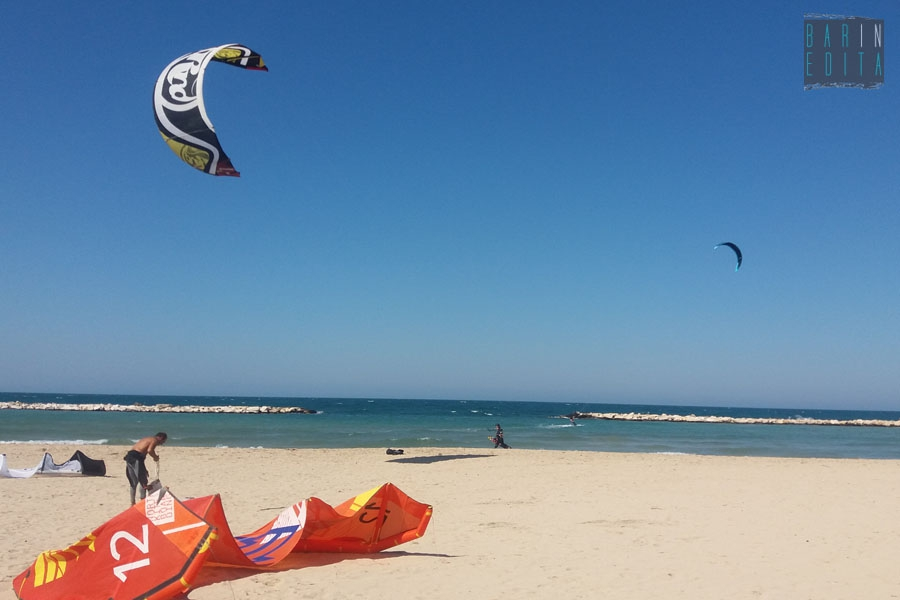 ​Bari, Sup e Kitesurf # Barinedita.it