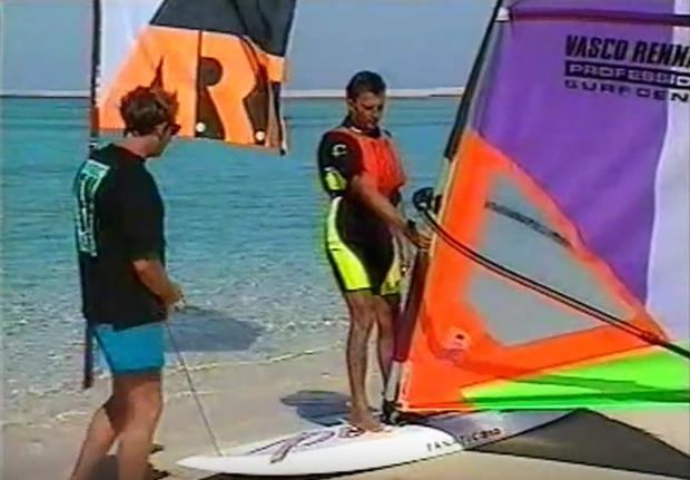 Video - corso di windsurf # 1° livello