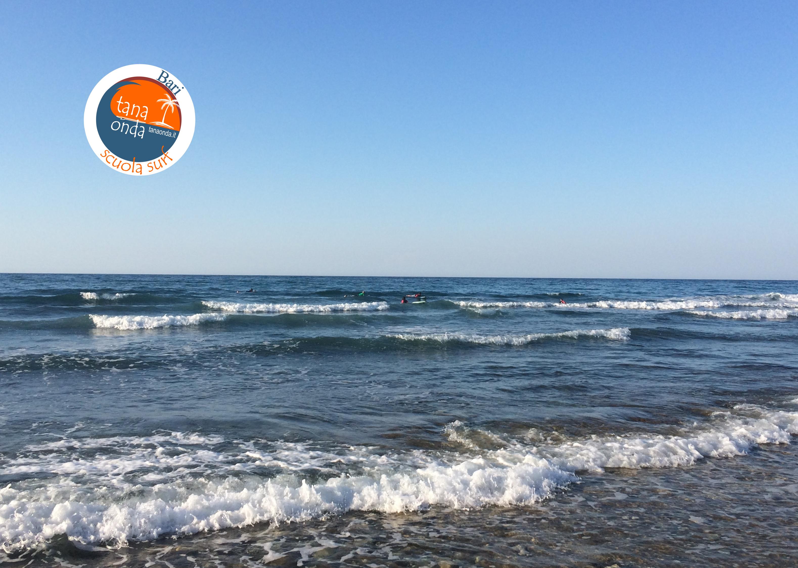 Scuola Surf - 1° Agosto 2017