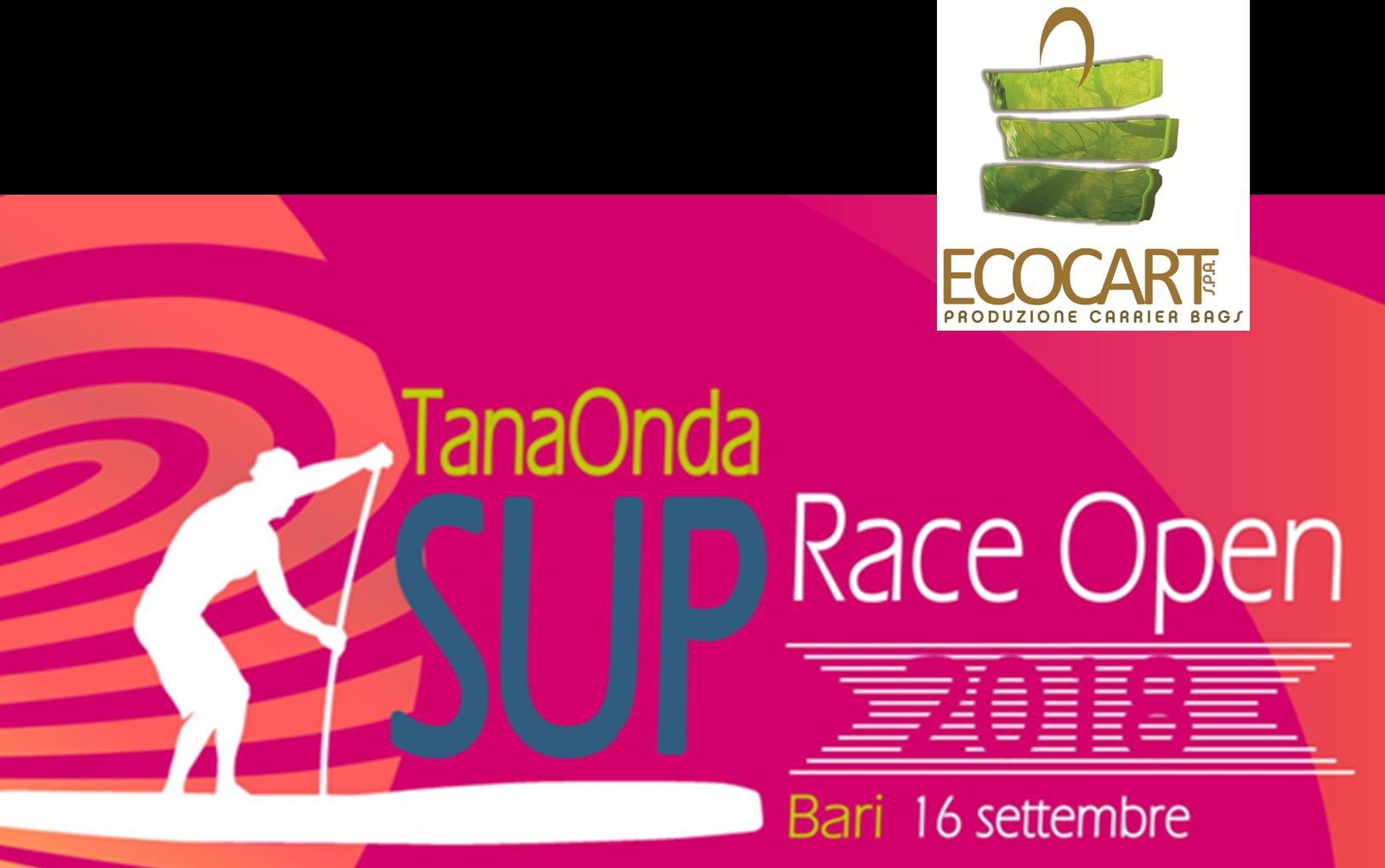 Sponsor ecologici / ECOCART # Tanaonda SUP Race