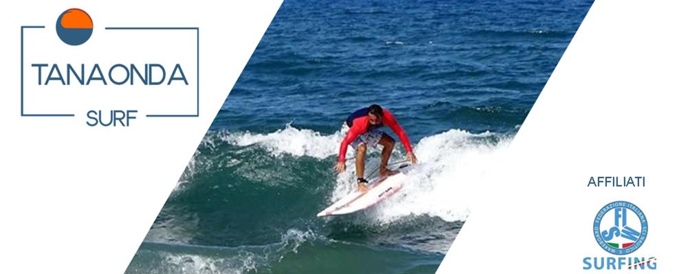 tesseramento 2019 Tanaonda SURF