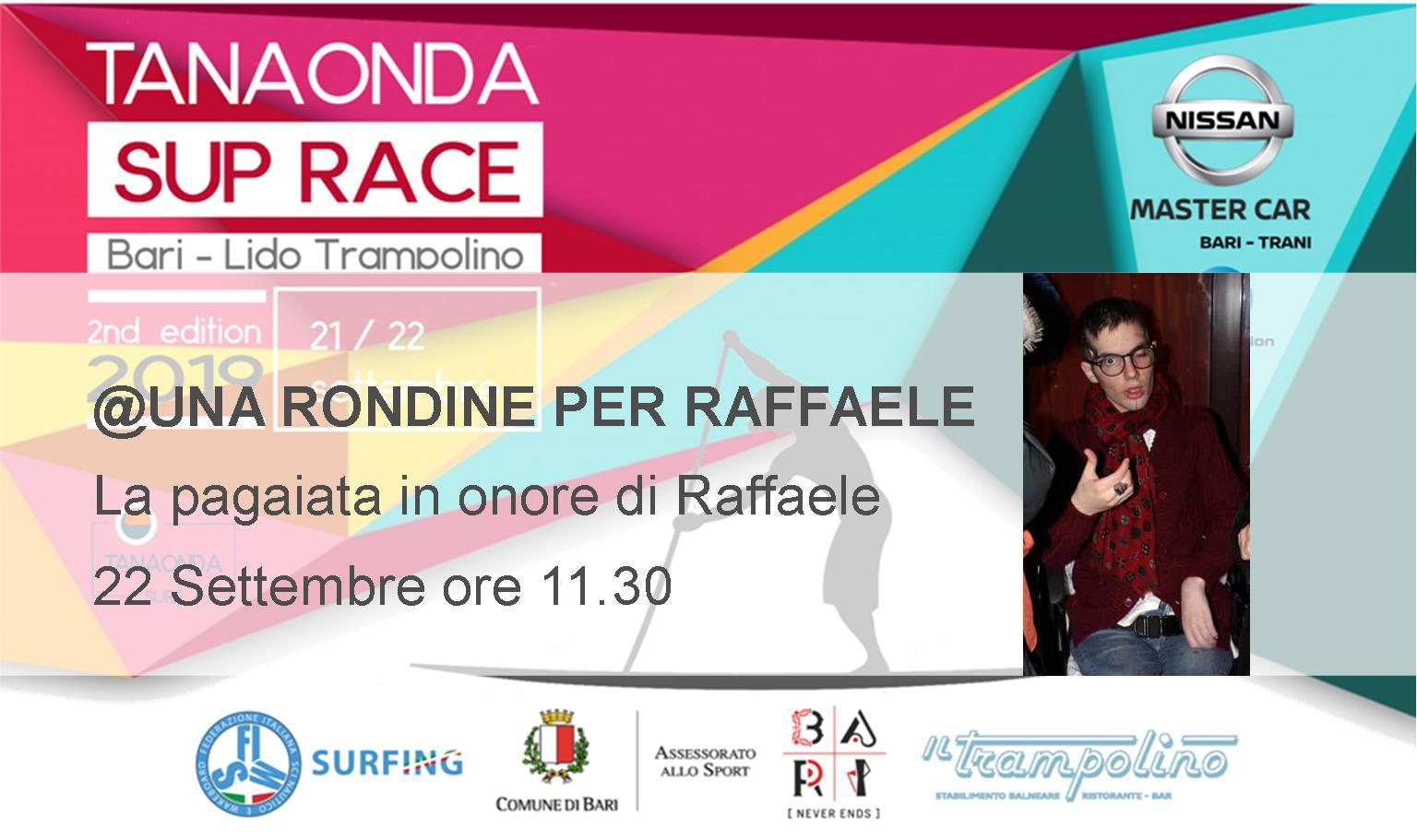 Pagaiando per Raffaele Carofiglio