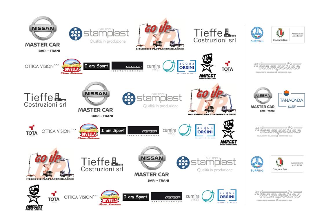 Tanaonda SUP Race 2019 # Sponsor e Partner