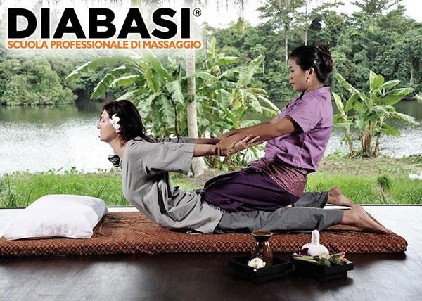 Diabasi #Appuntamento pre-gara con la Scuola Professionale di Massaggio