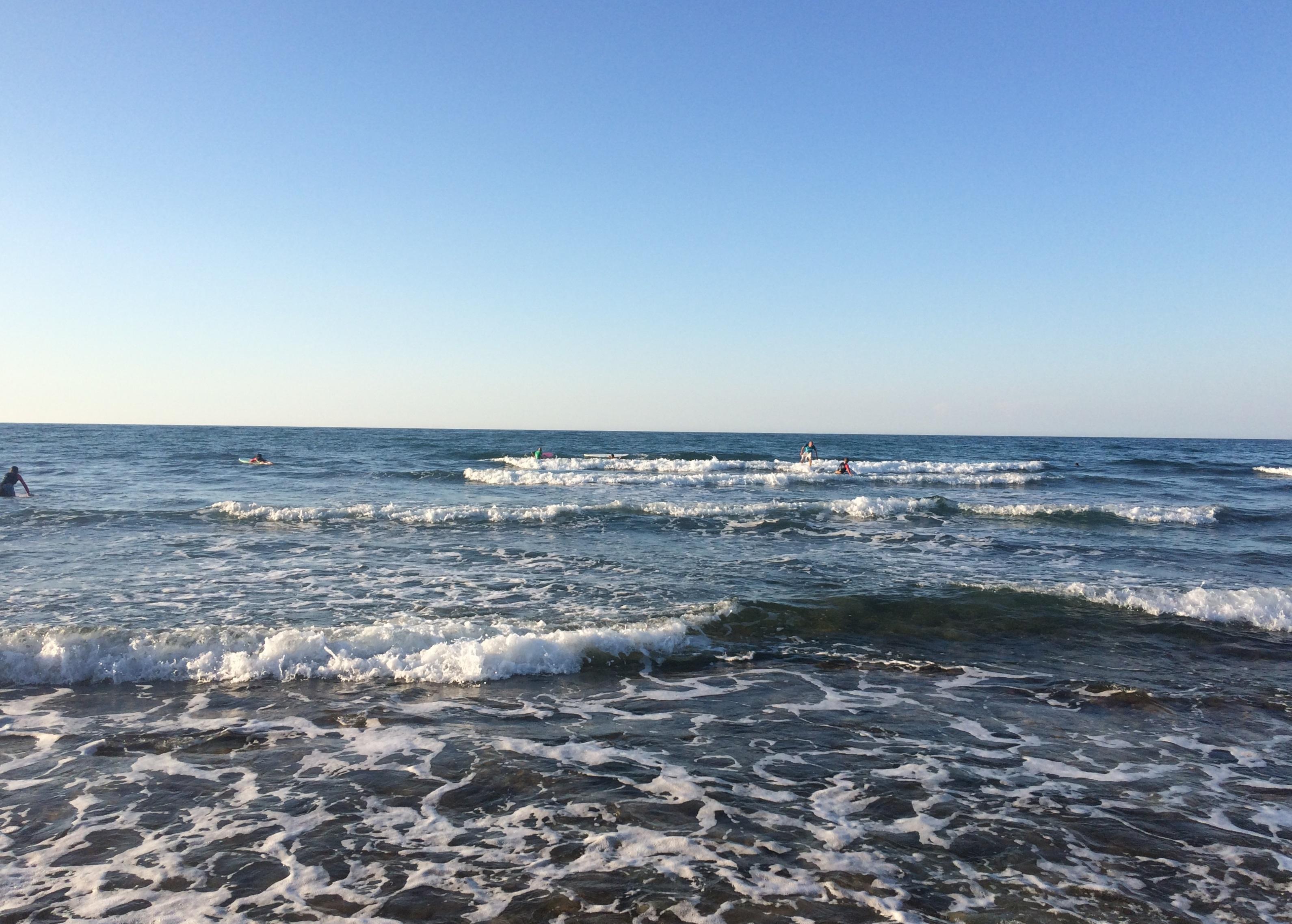surfare a bari in puglia