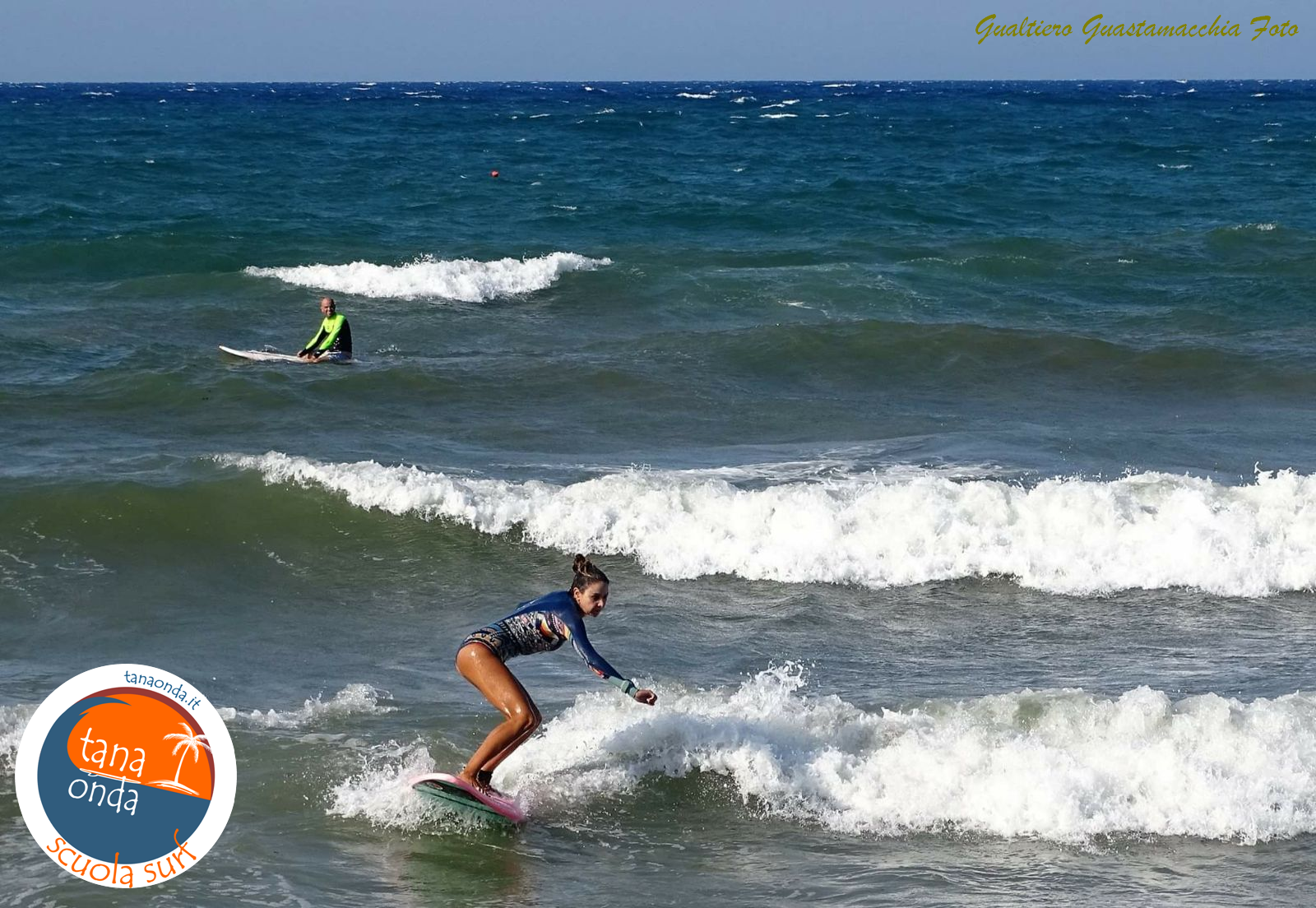 Surfing Bari