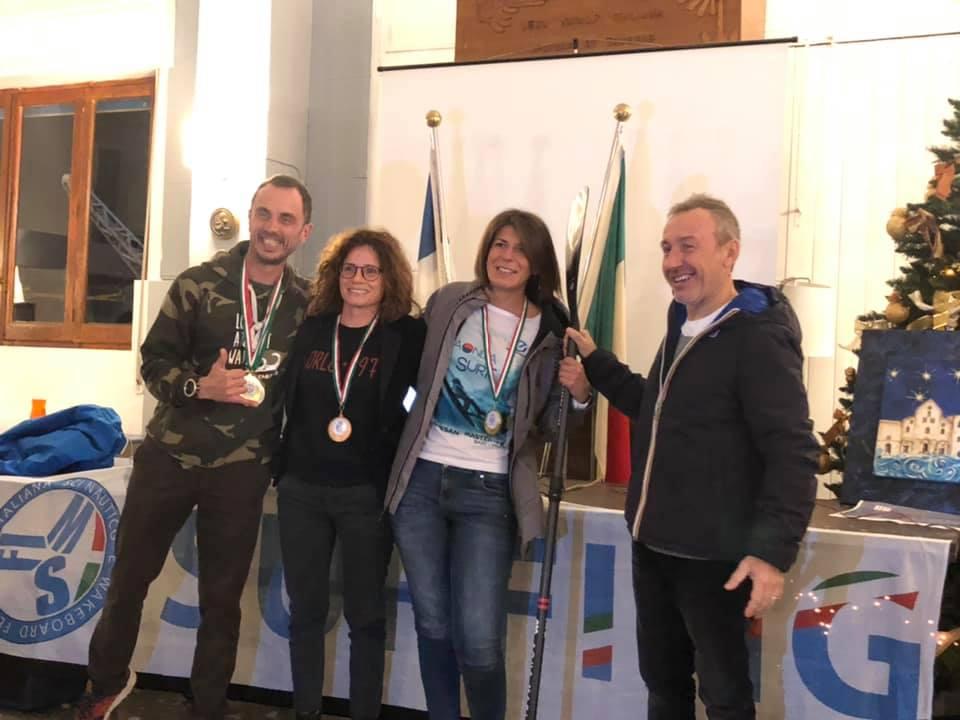 campionato surfing FISW Italiano di categoria 2019 Rosanna Iacobazzi