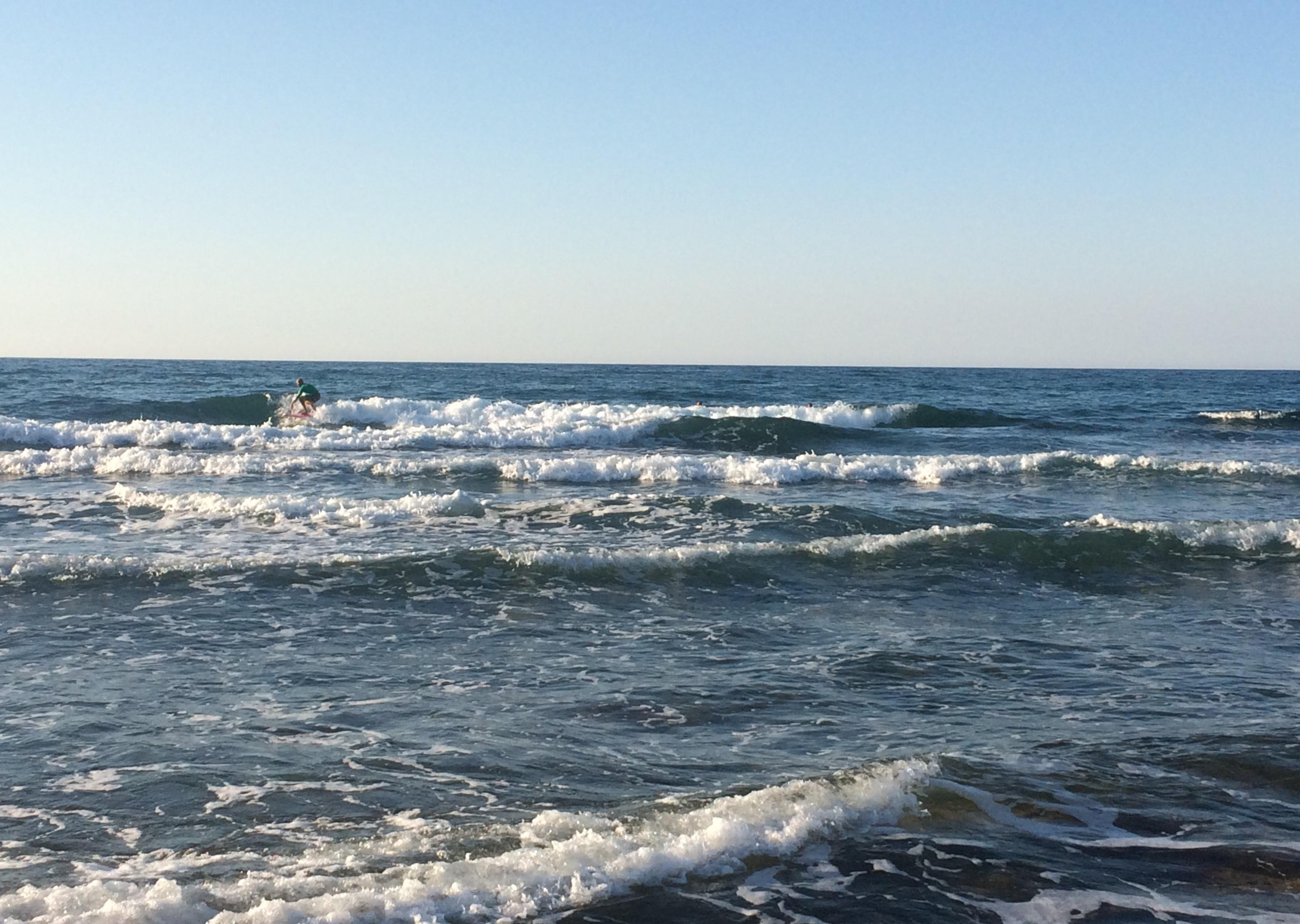 surfing a bari