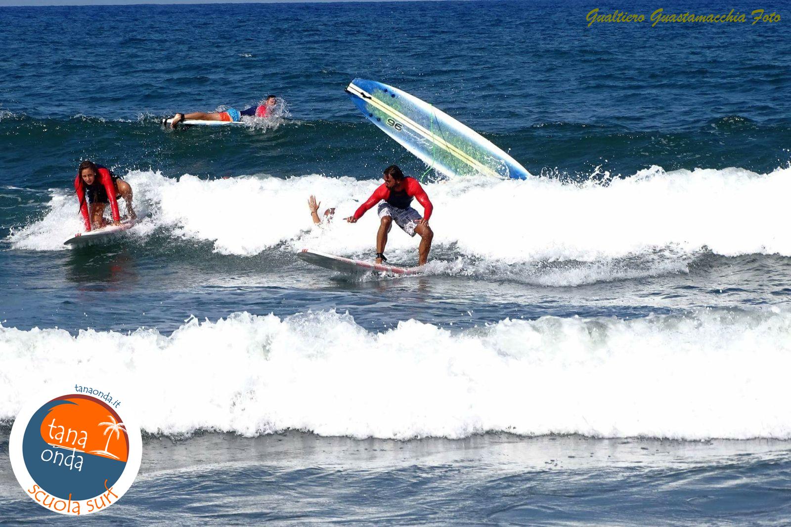 Surf Puglia scuola