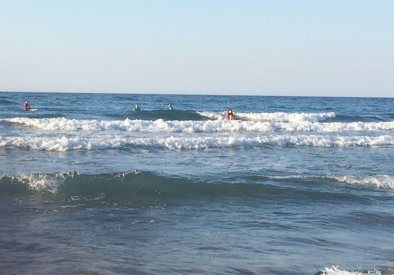 surf scuola onda
