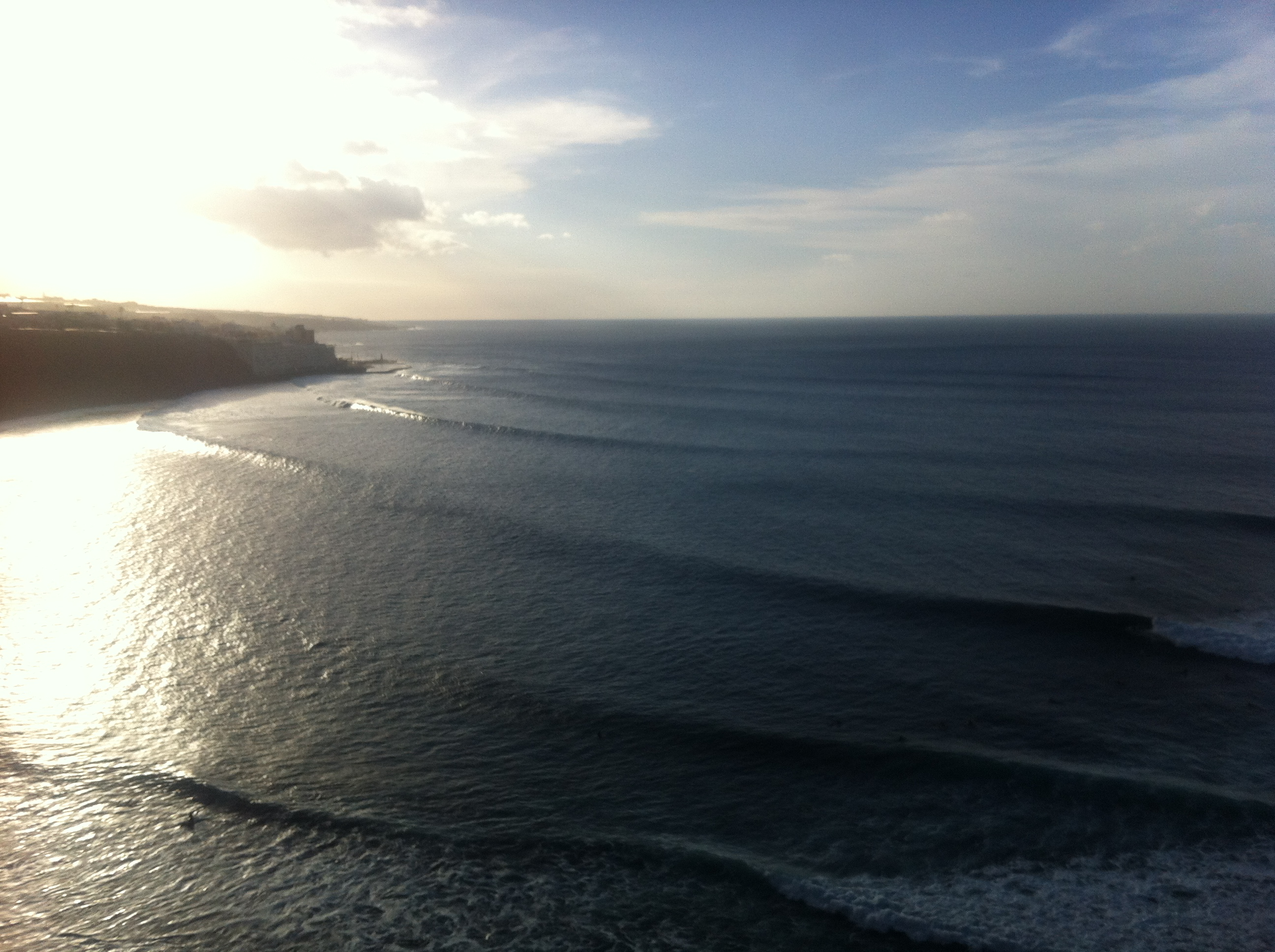 trave canarias isla for surfing trip