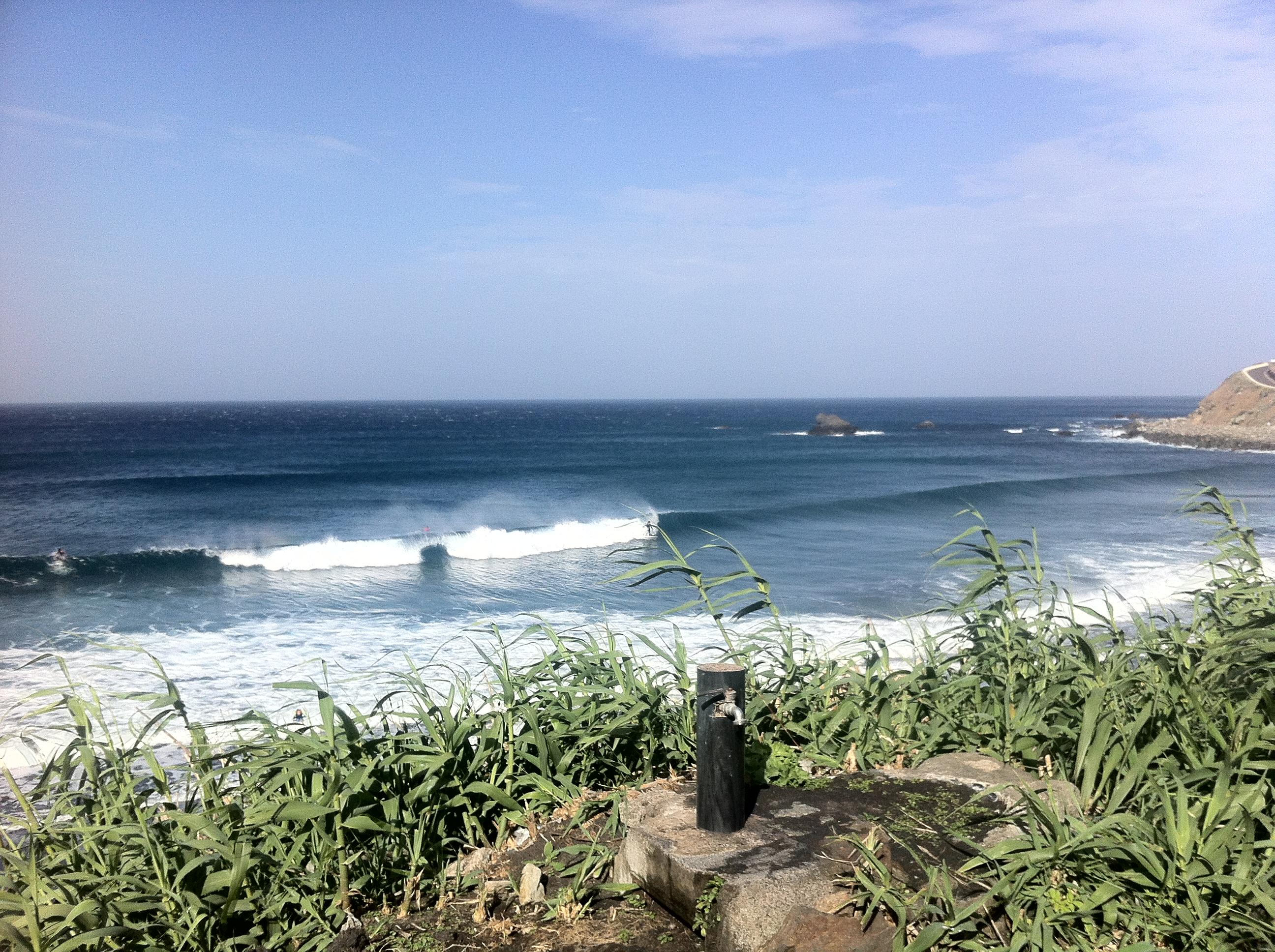 surfing trip canarie